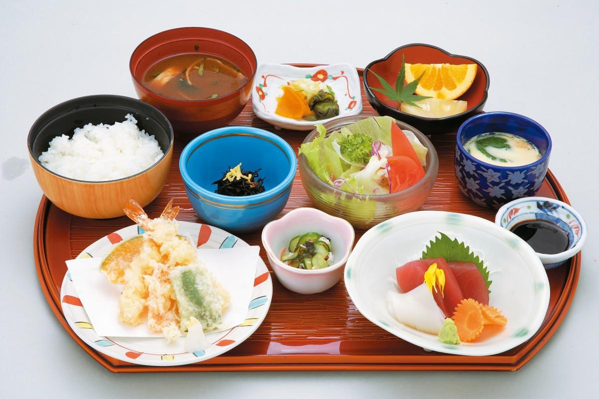 太閤定食 ¥1134