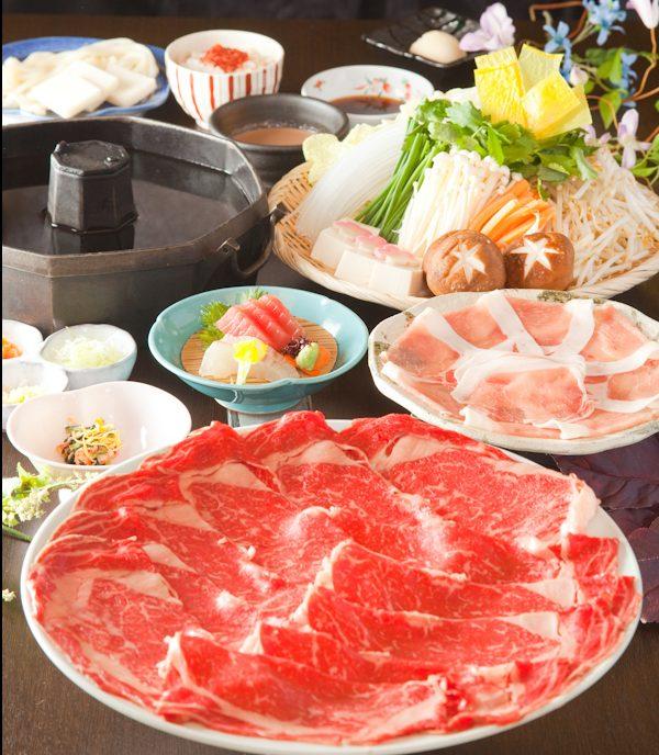牛豚食べ放題コース 【特別価格ご提供中!】3,800円(税別)
